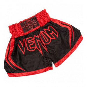 Short de Muay Thai Venum « Korat » Red devil
